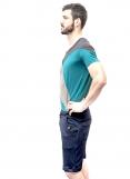 Pantalón corto atom